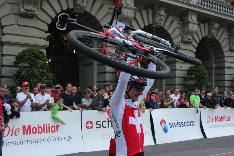 MTB EM 2013 Bern, Eliminator